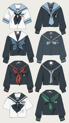 Drawing Anime Clothes School Uniforms 25 Ideas drawing Source by misuotaka anime clothing ideas # Design Reference, Drawing Reference, Pose Reference, Fashion Teenage School, Outfits For Teens, Trendy Outfits, Drawing Anime Clothes, Drawings Of Clothes, Outfit Drawings