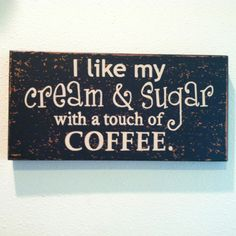 I know a few people like this. I prefer to at least be able to taste a bit of coffee. Funny Sayings, People Like, Like Me, At Least, Decorating Ideas, Coffee, Kitchen, Kaffee, Cuisine