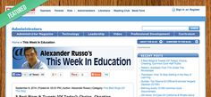 Featured Blog: This Week In Education
