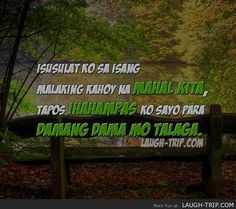 Funny Tagalog Quotes
