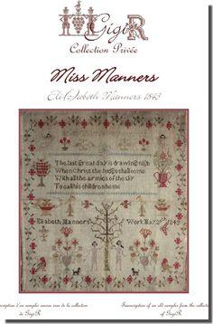 elizabeth manners 1843 GigiR