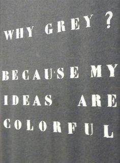 Grey inspiration