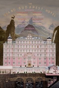 Wes Anderson | The Grand Budapest Hotel