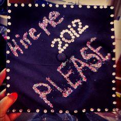 What my graduation cap SHOULD look like.