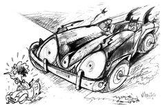 Ilustración: Clemente Montag