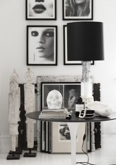 Discover Love Warriors of Sweden - Nordic Design Skull Candle, Love Warriors, Black And White Wall Art, Nordic Design, Eclectic Decor, Rustic Interiors, Diy Home Decor, Sweet Home, Gallery Wall