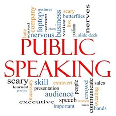 why is public speaking important