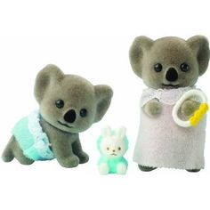 Sylvanian Families Koala Twin Babies Price: £6.39