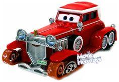 Disney Pixar rare Santa Car die-cast.