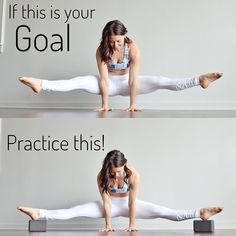 Easy Yoga Workout - The practice this pic is my goal for now. Get your sexiest body ever without,crunches,cardio,or ever setting foot in a gym Fitness Workouts, Yoga Fitness, Fitness Motivation, Fitness Diet, Hoist Fitness, Friday Motivation, Yoga Pilates, Yoga Moves, Yoga Exercises