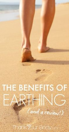 Learn the benefits of earthing with @JuilConnect 's grounding shoes.