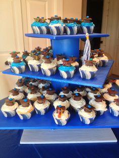 graduation cupcake stands | Graduation Cupcake Stand