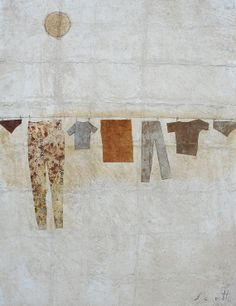 """""""Clothes Line"""" by Scott Bergey"""