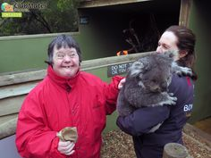 Clubmates Member @ Bonorong Wildlife Sanctuary