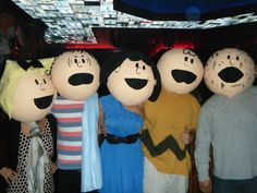 The Peanuts Characters