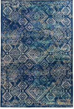 The Emerald Distress Diam rug from Linon is sure to add an element of sophistication to any living space. Rug Texture, Texture Design, Textured Carpet, Teal Rug, Affordable Rugs, Graphic Wallpaper, Carpet Design, Aesthetic Backgrounds, Modern Rugs