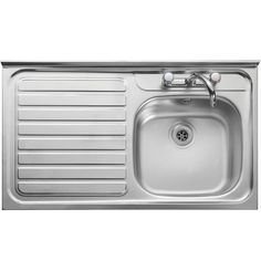 Leisure Contract Square Front Kitchen Sink Lc106l 1 Bowl Stainless Steel Steel Kitchen Sink Stainless Steel Kitchen Sink Sink