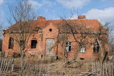 The house of German philosopher Immanuel Kant (Kaliningrad,Russia).