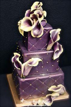 Gimme Some Sugar Wedding Cakes