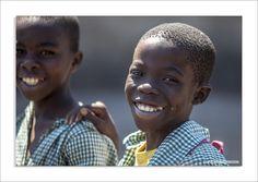 Un sorriso dallo Zambia