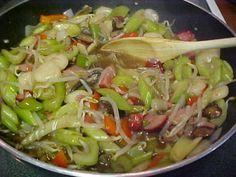 Suey Pork Chop Suey Recipe - Lamb chop Lamb chop or Lambchop may refer to: Pork Recipes, Asian Recipes, Cooking Recipes, Healthy Recipes, Chinese Recipes, Asian Foods, Healthy Meals, Chicken Recipes, Healthy Eating