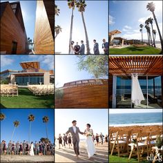 Pauline Conway Photography Scripps Seaside Forum Wedding San Go Photographer La