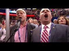 Watch the chaos at the GOP convention over anti Trump efforts