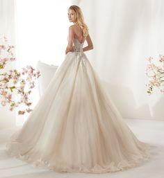 Wedding Dresses of Nicole Spose Pronovias, Bridal Gowns, Wedding Dresses, Designer, Engagement, Bride, Fashion, Tulle, Europe