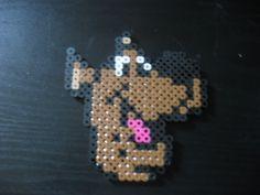 Scooby Doo Perler Beads | scooby doo