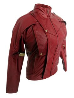 Star Lord Guardians of the Galaxy Jacket for Women | Frankie Dicesare I know you need this