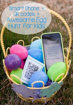 Smart Phone Egg Hunt4