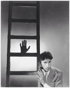 Portrait of Jean Cocteau 1936 Photographed by George Platt Lynes George Balanchine, Amedeo Modigliani, Katharine Hepburn, Robert Doisneau, Marcel Duchamp, Richard Avedon, Andy Warhol, Erik Satie, Jean Cocteau