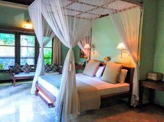Master bedroom villa Semadhi