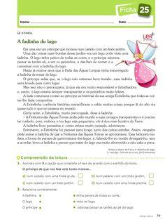 Fichas do prefessor portugues