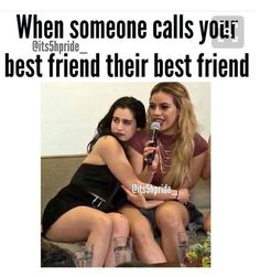 Fifth Harmony funny quote LOL! Funny Best Friend Memes, Really Funny Memes, Funny Relatable Memes, Funny Quotes, Quote Meme, Funny Guys, Besties Quotes, Bffs, Cute Bff Quotes