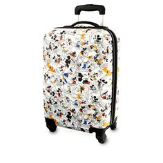 10a757c15e3 It s Time To Shop The Disney Store s Friends   Family Sale. Disney LuggageMickey  Mouse ...