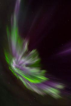 Aurora over Muonio | Earth Blog
