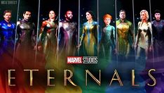 Marvel Studios boss Kevin Feige unveiled the very first footage from the upcoming Eternals movie at CCXP in Brazil. Upcoming Marvel Movies, Best Upcoming Movies, Latest Movies, F Movies, Movies To Watch, Movies Online, 2020 Movies, Comedy Movies, Scary Movies