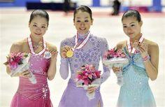 フィギュアスケート・全日本選手権 なみはやドーム #Osaka #Japan #Sports figure skating competition