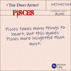 Pisces and Scorpio Pisces Daily, Pisces And Taurus, Daily Astrology, Scorpio Horoscope, Pisces Woman, Astrology Signs, Zodiac Signs, Pisces Sign, Pisces And Scorpio Compatibility