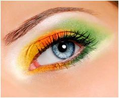 Vibrant Eye Shadows