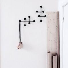 Menu Afteroom Coat Hanger - Black