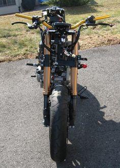 Suzuki SV 650 - Custom
