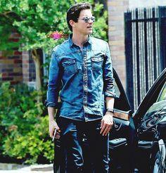 #mattbomer #whitecollar #nealcaffrey #hot #style #stylish #gentleman #photography #model #actor #beautiful #ahs #americanhorrorstory #glee #theniceguys #themagnificentseven #thelasttycoon #love