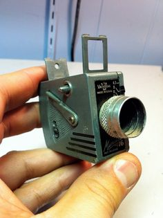 Universal Minute 16 Spy Camera from the 1950s