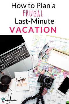 Best Tips and Tricks to Plan a Frugal Last-Minute Vacation my debt epiphany Ways To Save Money, Money Saving Tips, How To Make Money, Money Tips, Managing Money, Frugal Living Tips, Frugal Tips, Budget Travel, Travel Tips