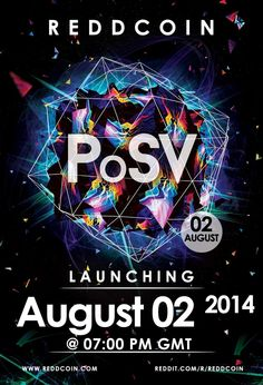 Reddcoin Epic Move from PoW to #PoSV is on August 02. Are you ready?