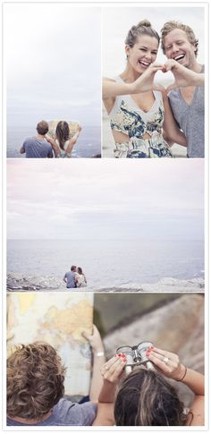 love these images & her bright nails. This is pretty cute @Beach Blonde10! I like the map/binoculars one on the bottom