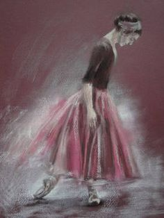 In The Night (SOLD) Alina Cojocaru performing in The Royal Ballet at The Royal Opera House