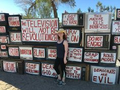 We went to visit Slab City and the Salton Sea. If you want to check out a very offbeat part of California this area is for you...